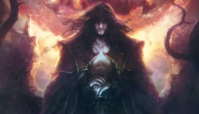 《恶魔城:暗影之王2》原画.角色.场景概念图分享