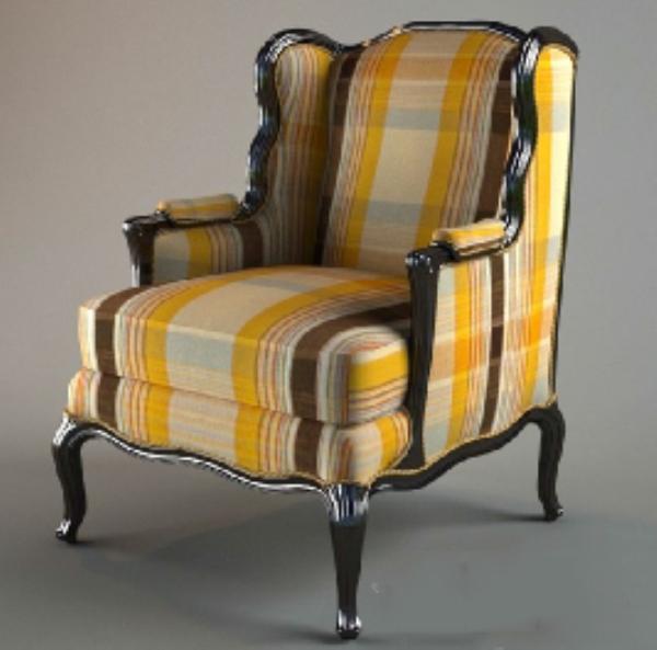 高端大气的椅子