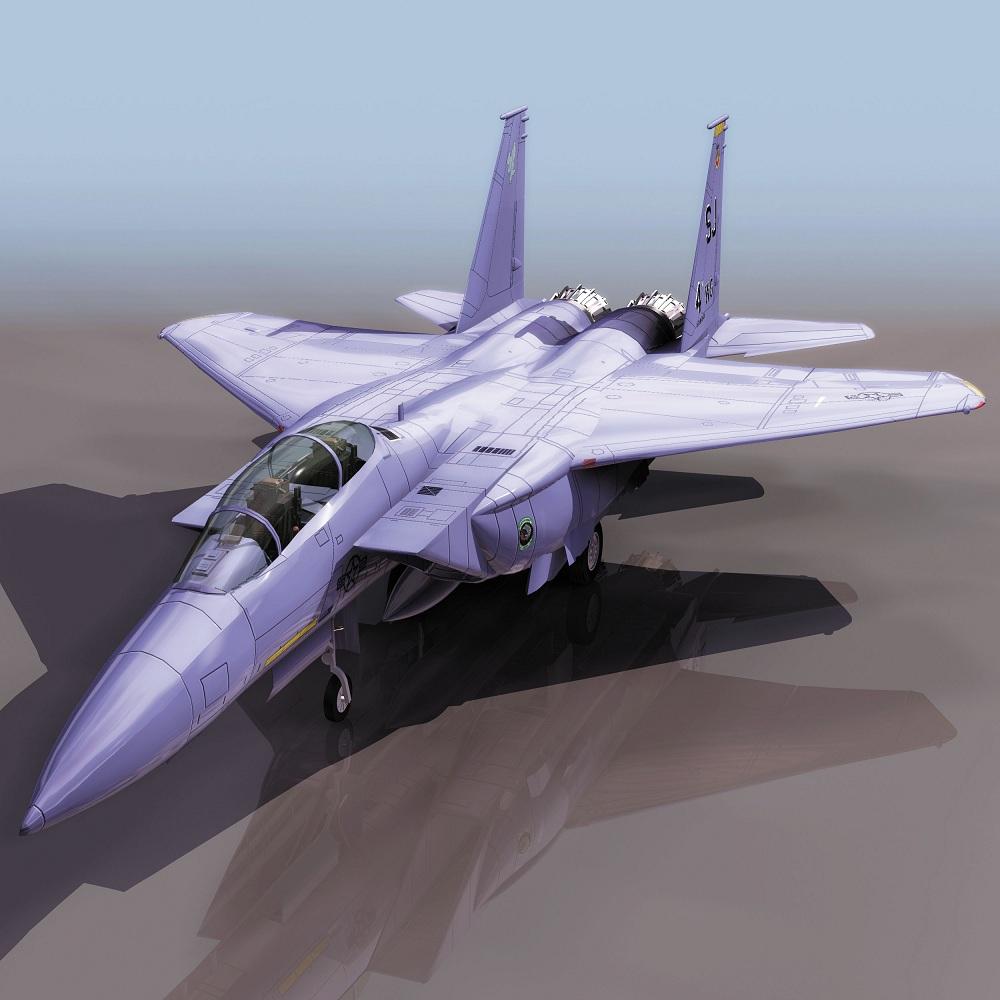 飞机3d模型系列 19-20世纪飞机历史博物馆