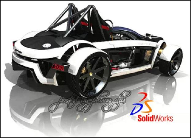 SolidWorks 3D Models (SolidWorks *. SLDPRT, SLDASM)