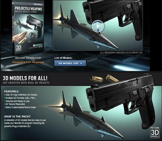 Projectile Weapons Pack Free Download Mac