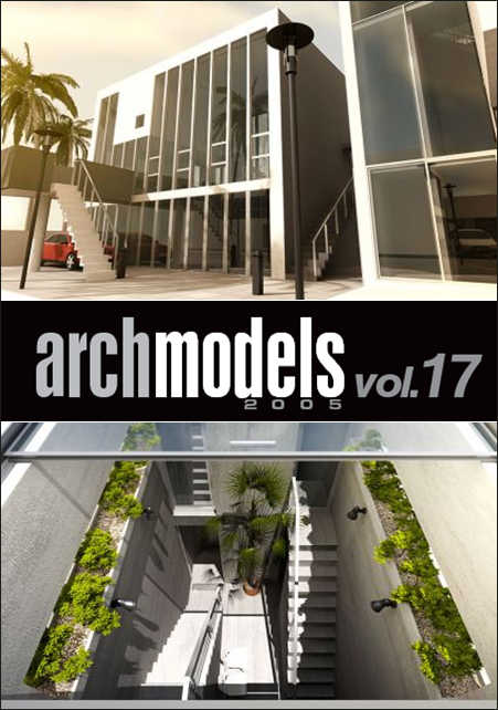 Evermotion – Archmodels vol. 17 (C4D)房屋建筑