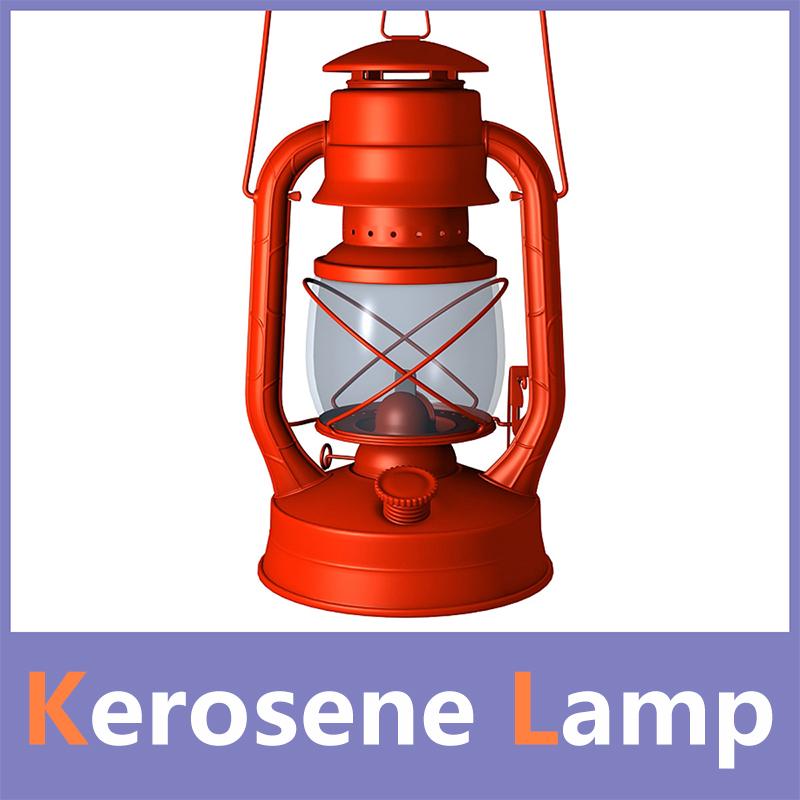 Kerosene Lamp 煤油灯