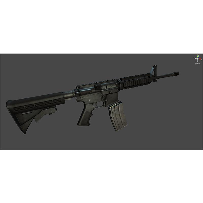 美式步枪 M4a1