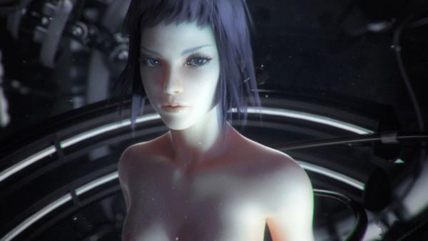 新版《攻壳特工队》VR体验今年全球发布