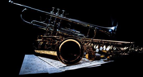 制作精美的乐器