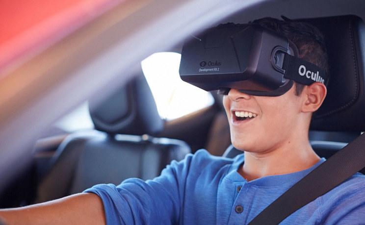 从巴黎车展的 VR/AR 元素说开去