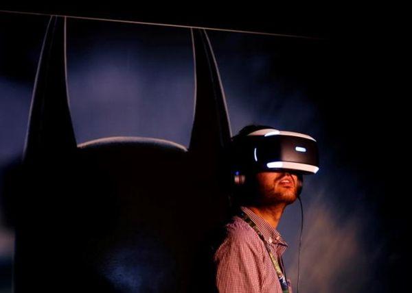 索尼:不会推出移动VR,计划加大VR影视的投入