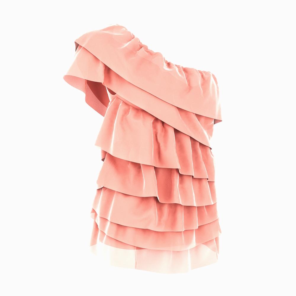 儿童手工发饰做头饰裙子图解