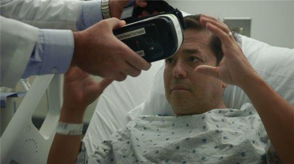 医院开始用VR缓解病人疼痛,吗啡看来要下岗了