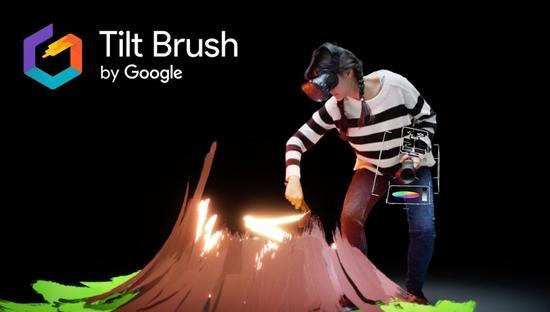 谷歌VR绘图软件《Tilt Brush》更新:支持分享作品